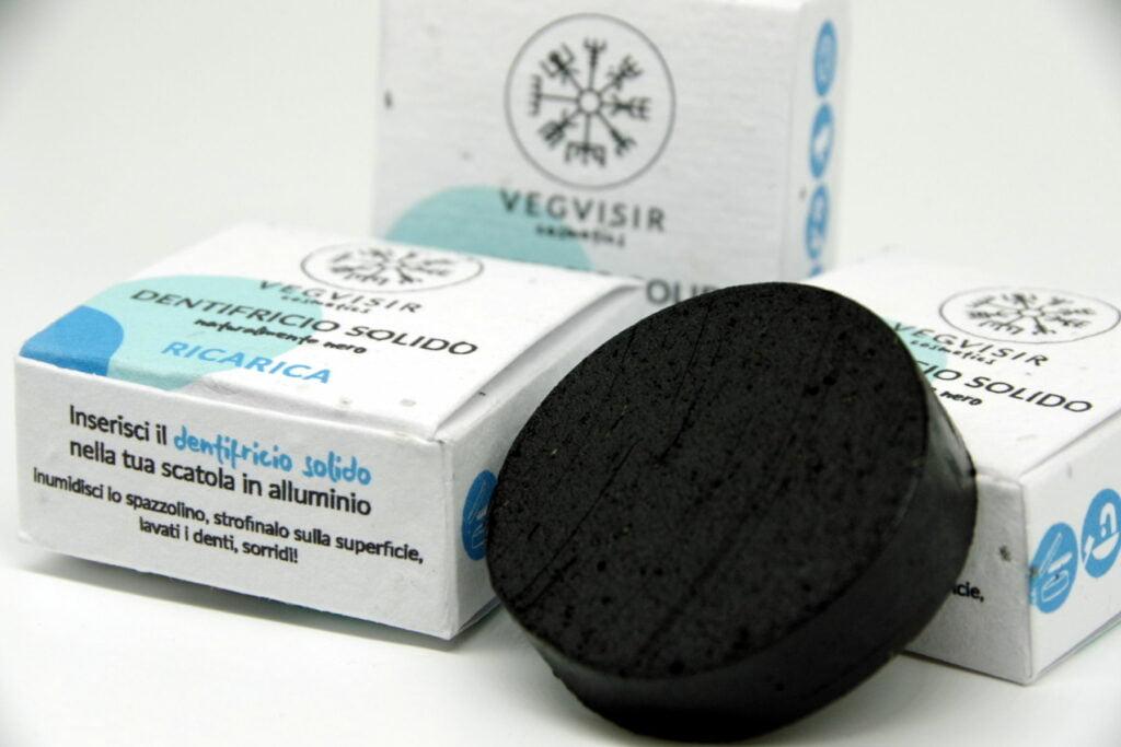 Ricarica dentifricio solido